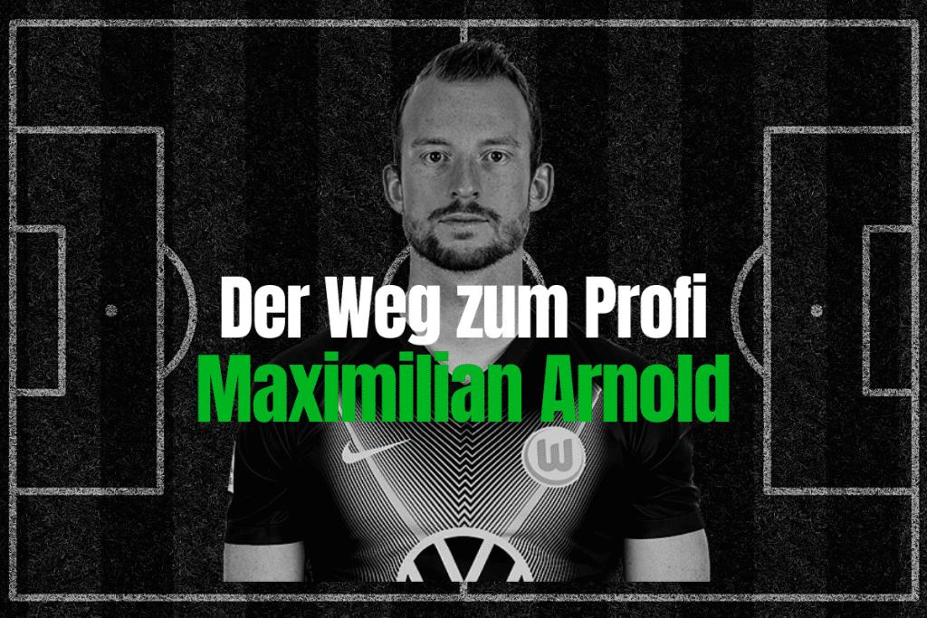 Bild mit Maximilian Arnold VFL Wolfsburg